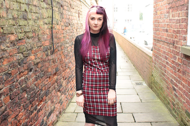 Anna Smith Tartan Co Ord