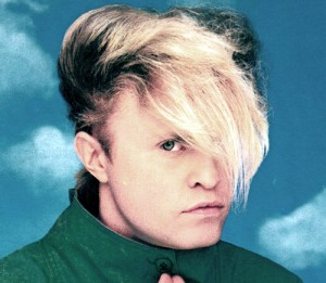 Flock of Seagulls Hair