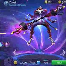 Cara dan Tips Mengalahakan Hero Zhask Mobile Legend