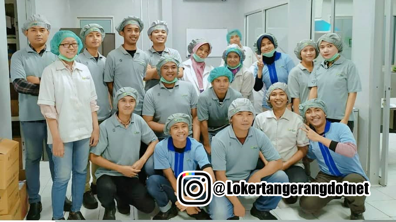 Lowongan Kerja PT Forisa Nusapersada Tangerang