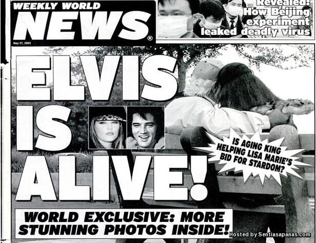 Elvis Presley Alive