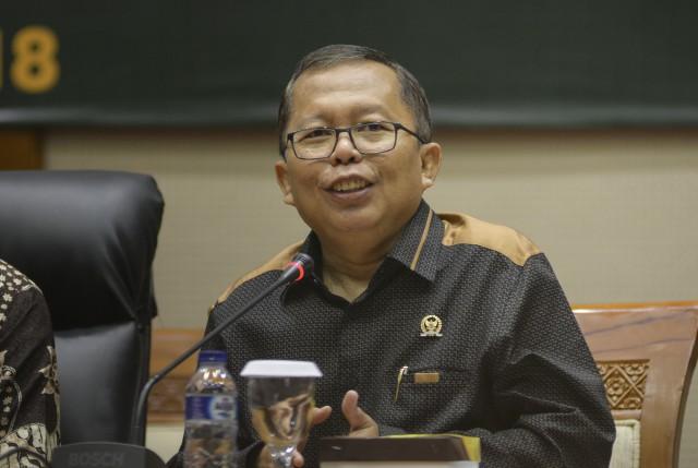 Gerindra: Arsul Sani Tak Usah Komentar soal Mitigasi Bencana