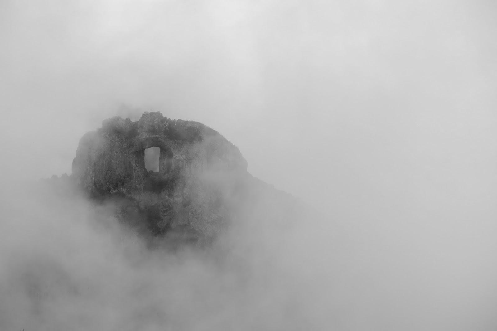 Pedra Furada, em Urubici