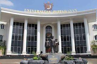 Info Beasiswa Terbaru Universitas Pertahanan...