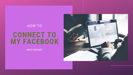 Connect Through Facebook