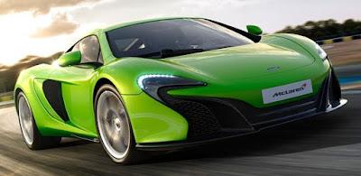 McLaren 570S super cars
