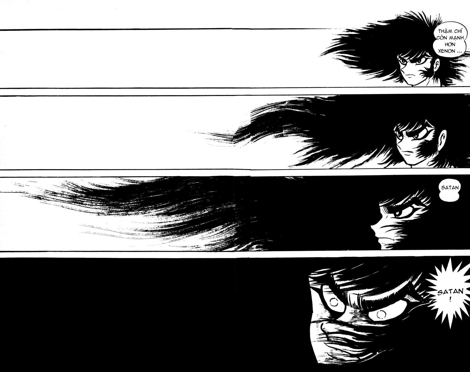 DevilMan chapter 19 trang 21
