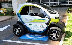 Brasília terá compartilhamento de carros elétricos da Renault