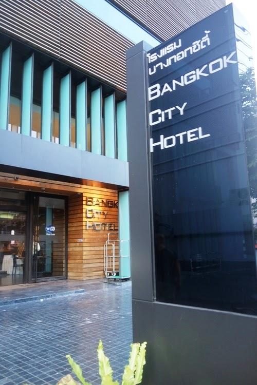Tesyasblog Hotel Review Bangkok City Hotel