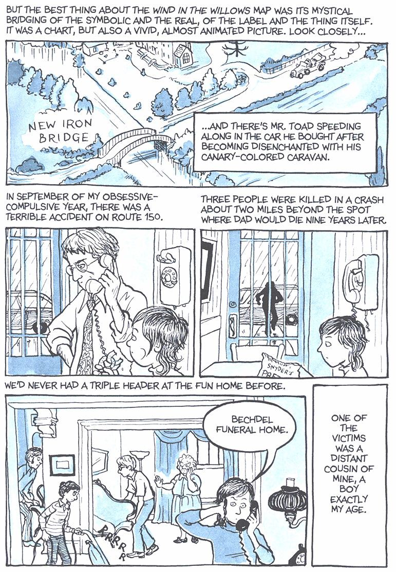 Read Fun Home: A Family Tragicomic - Chapter 5, Page 26