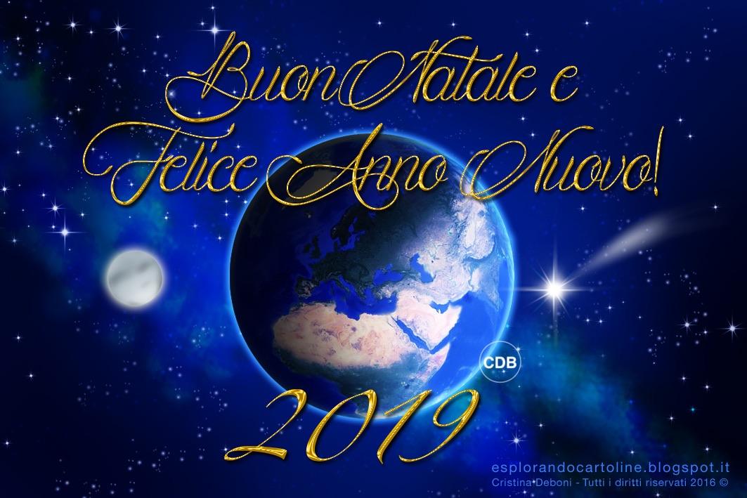 Cdb Cartoline Per Tutti I Gusti Cartolina Buon Natale E Felice