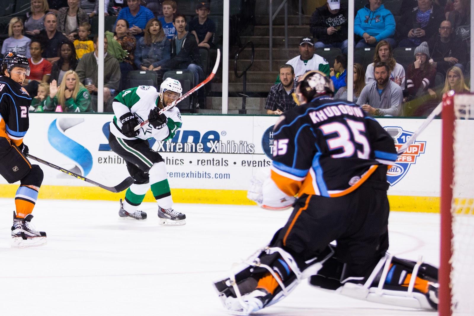 100 Degree Hockey Texas Stars Hockey News San Diego Gulls Claim