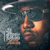 The Genesis | music download, CD front cover art/graphic - stream it free on Datpiff