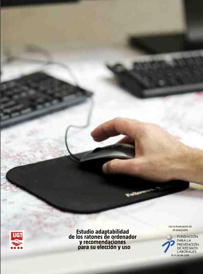 Ugt atento bcn estudio de adaptabilidad de los ratones de ordenador y recomendaci n para su - Ratones para ordenador ...