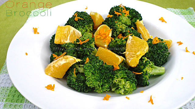 Orange Broccoli