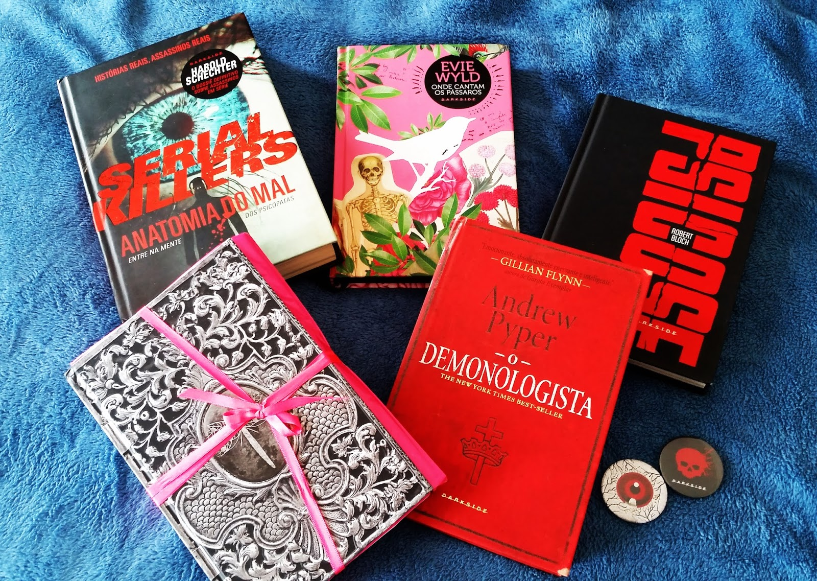 UNIVERSO DOS LEITORES: Os livros mais desejados da