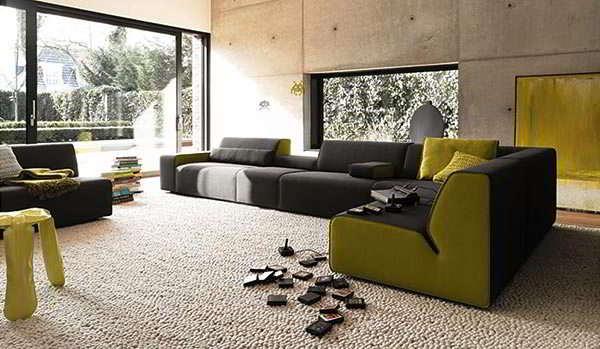 Contoh Kombinasi Warna Kursi Sofa Terbaru
