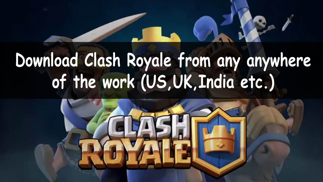 how to download clash royale on imac