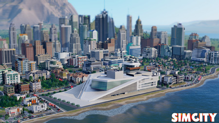 Full PC Game Downloads with Cracks: Sim City Download