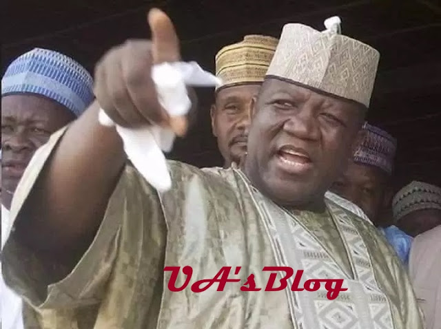 You're Not Safe In Zamfara' - Gov. Yari Caught On Video, Threatening APC Chairman, Oshiomhole ...Watch The Video Here