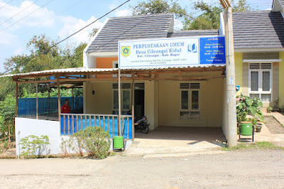 Profil & Sejarah Perpustakaan Desa Cileungsi Kidul Kecamatan Cileungsi Kabupaten Bogor