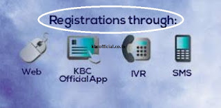 Kbc registration procedure