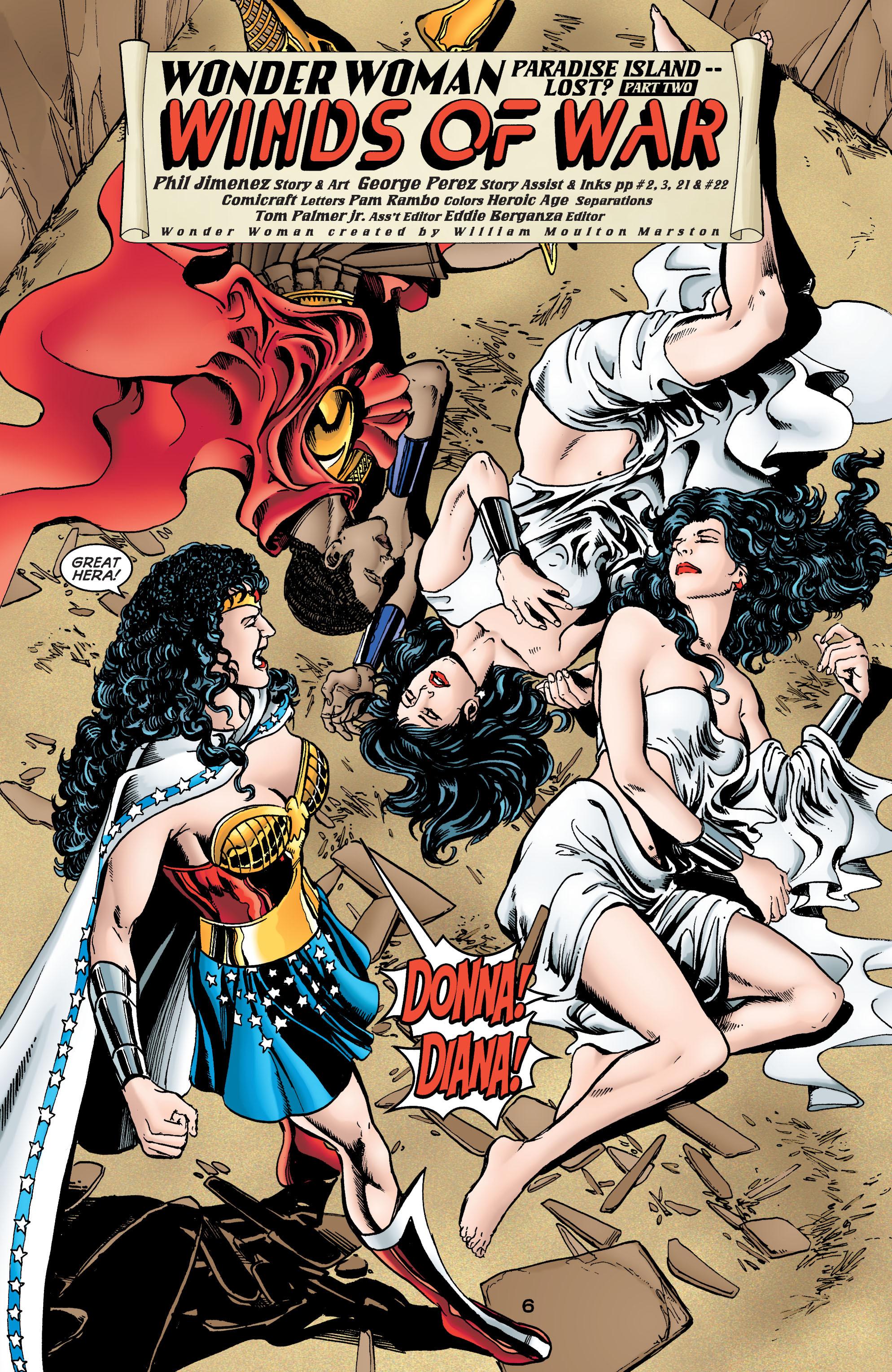 Read online Wonder Woman (1987) comic -  Issue #169 - 7