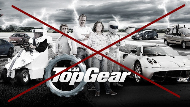 bye top gear