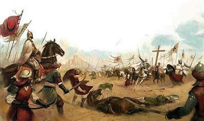 Spirit Salahuddin dan ketidakberdayakan umat