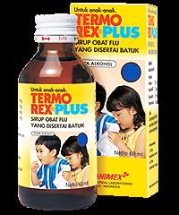Harga Termorex Plus Sirup Flu dan Batuk Anak Terbaru 2017