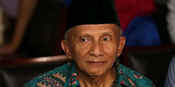 Bilang Presiden Jokowi Ngibul Karena Bagi-bagi Sertifikat Tanah, Politisi Hanura Sebut Amien Rais Mencurigakan, Jangan-jangan...