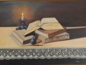 Pintor Jos 233 Mor 243 N Romero Bodegon Libros