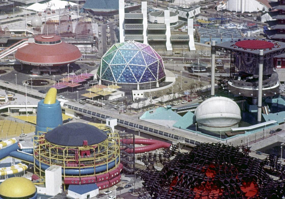 Metabolismo Japons  Parte 3 ou a Expo 70