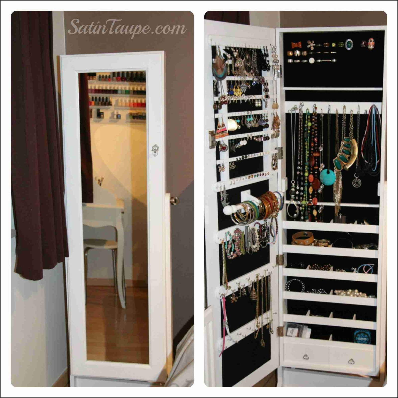 Armoirea Bijoux Ikea - Home Idea