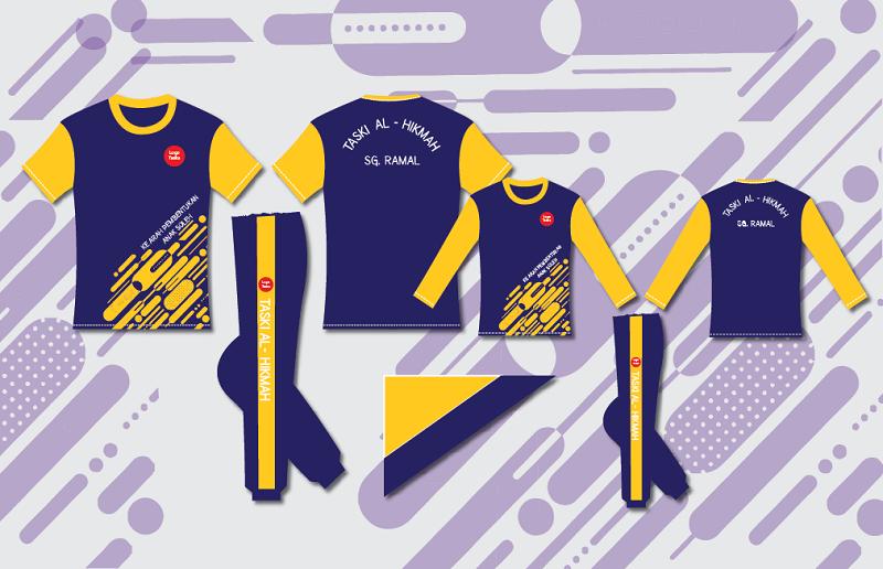 Baju Sukan Tadika