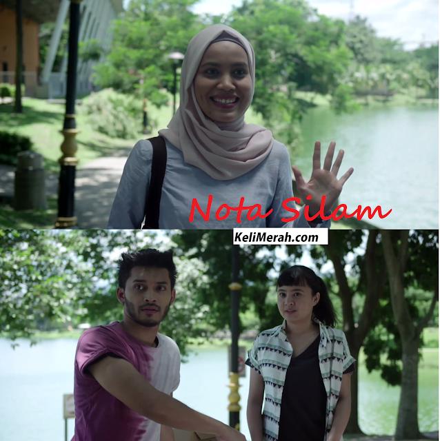 Telemovie Nota Silam Lakonan Nadiya Nisaa, Aeril Zafrel