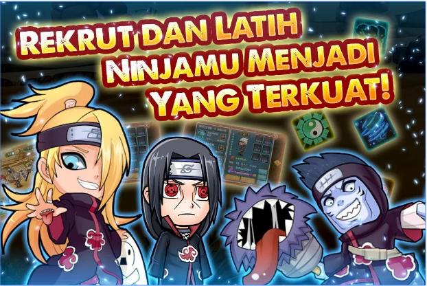 Game Ninja Rebirth Shinobi War V1.0.1 MOD Apk Terbaru