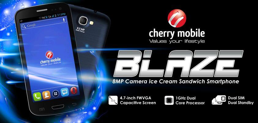 Cherry Mobile BLAZE