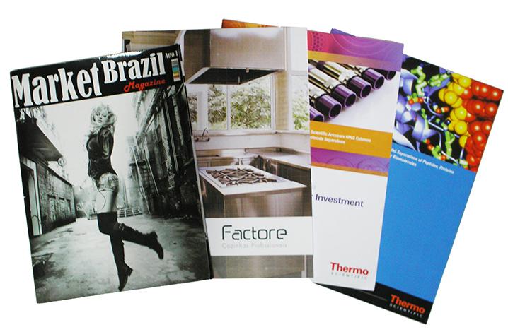 revistas personalizadas sao paulo - Revistas personalizadas em pequenas quantidades online.