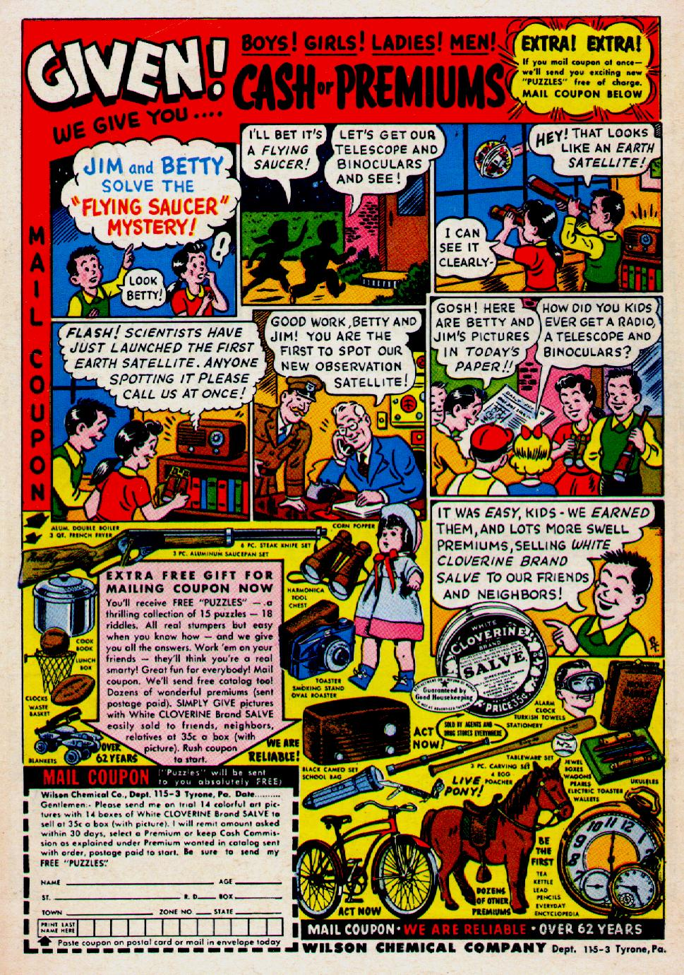 Read online Action Comics (1938) comic -  Issue #228 - 36
