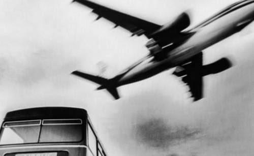viajar de onibus ou aviao