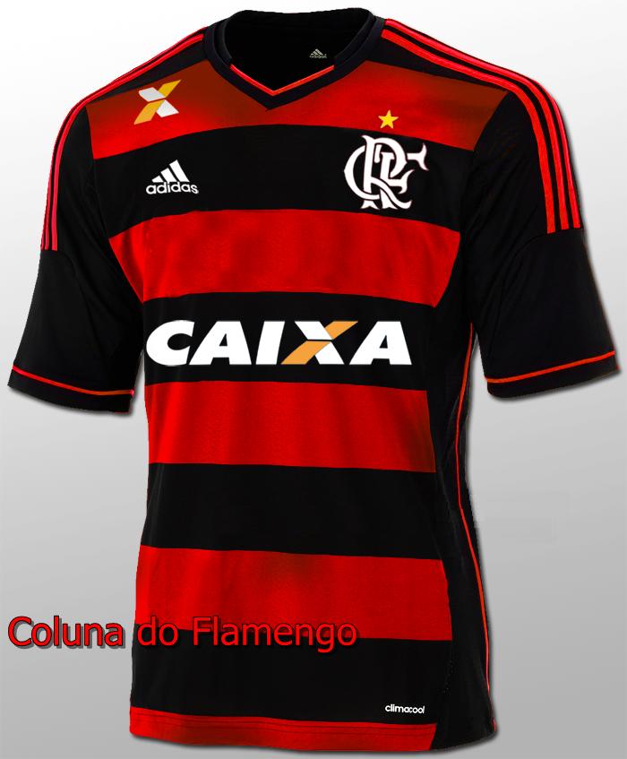 c04bb7bb9fa Novas camisas do Fla já superam a marca de 200 mil peças vendidas