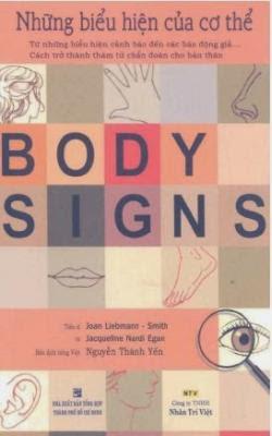 Những biểu hiện của cơ thể