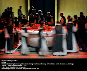 Wagner: Parsifal - Bayreuth Festival (photo Enrico Nawrath)