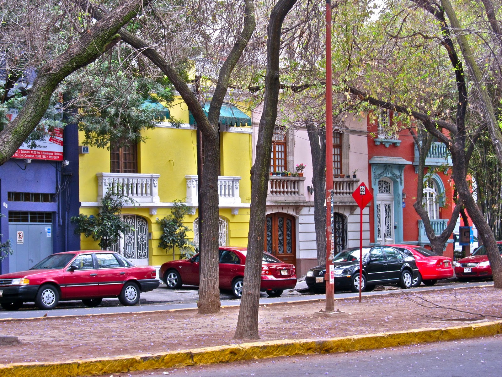 Across the street from the CONDESA df. Image by The NewsGallery. 8dc65cb0e16