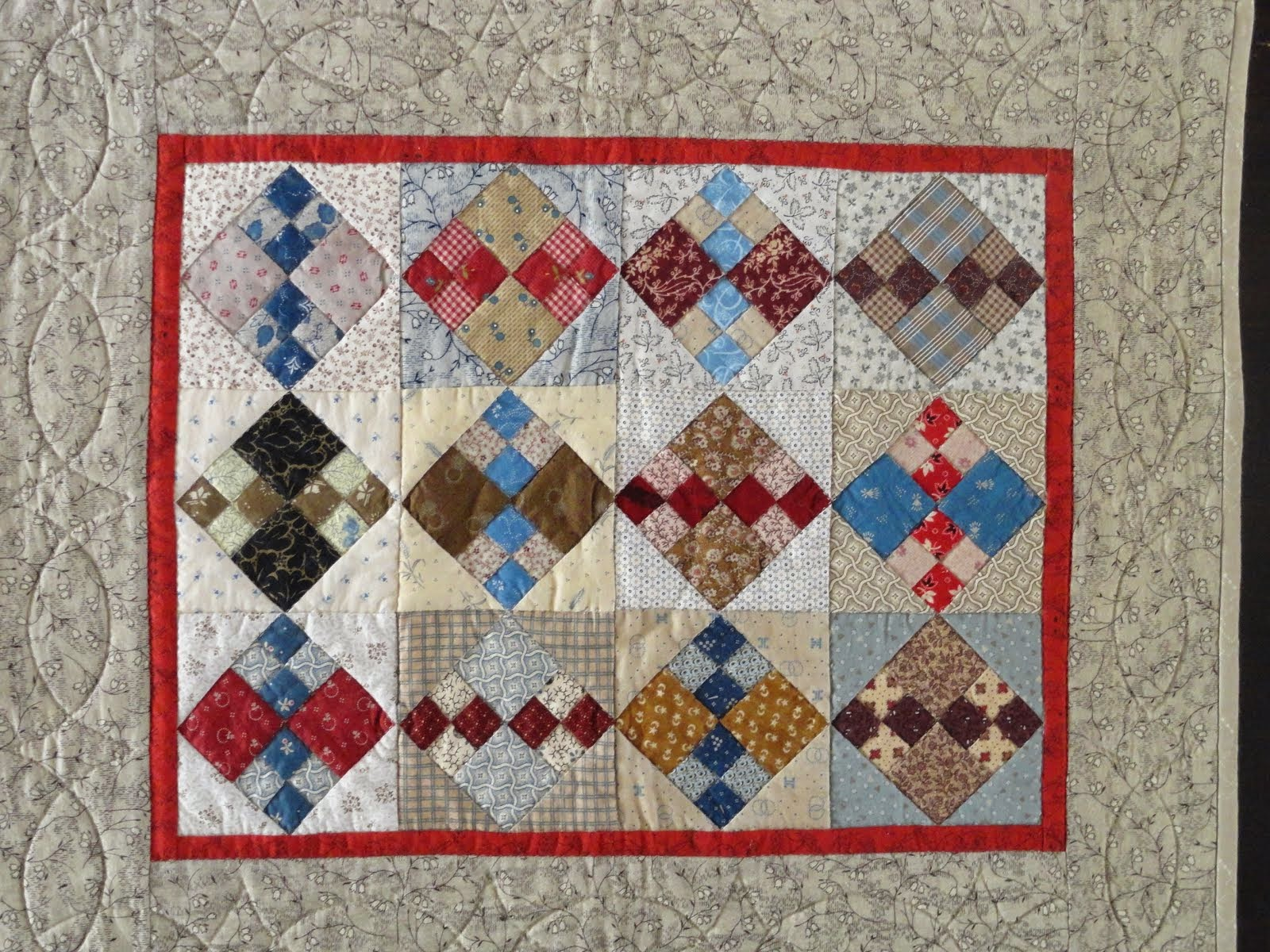 CIVIL WAR QUILTJE