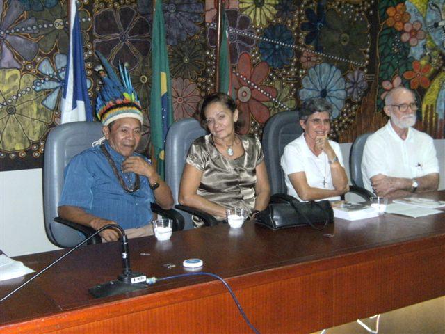 Falas Do Silêncio: BRASIL: Dom Aldo Mongiano Revive Nas