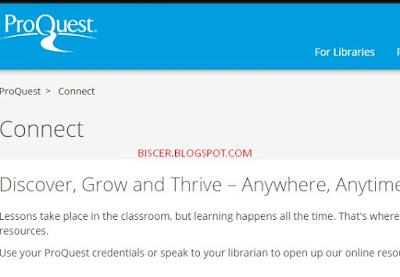 jurnal internasional ProQuest