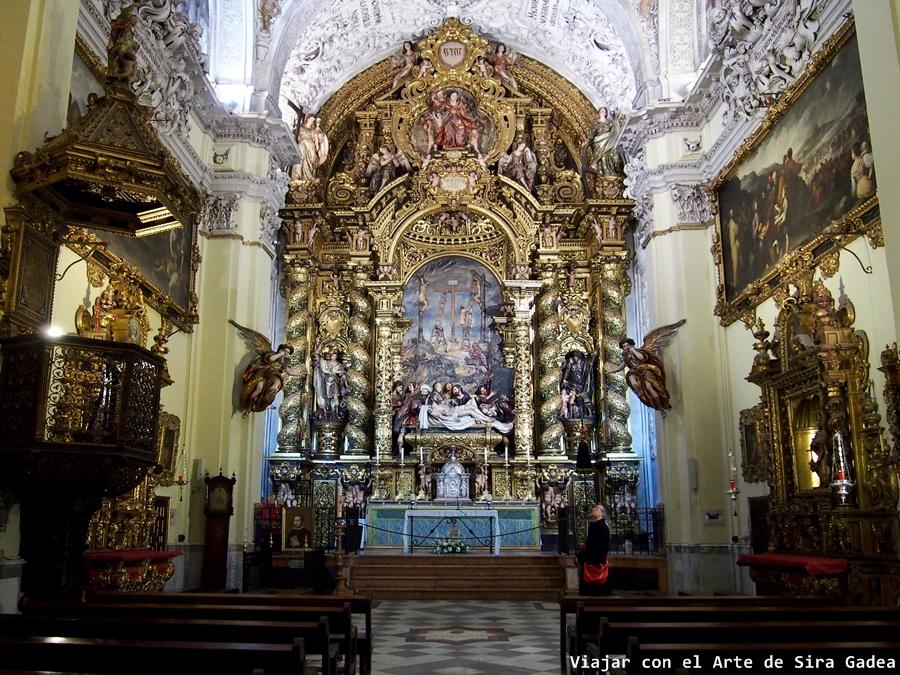 El Hospital de la Caridad de Sevilla