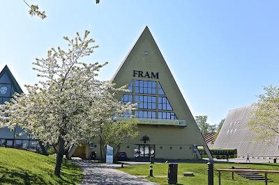 Norvège Oslo  presque-île de Bygdoy Frammuseet
